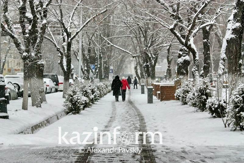 Алматы облысы бойынша ауа райына байланысты ескерту жарияланды