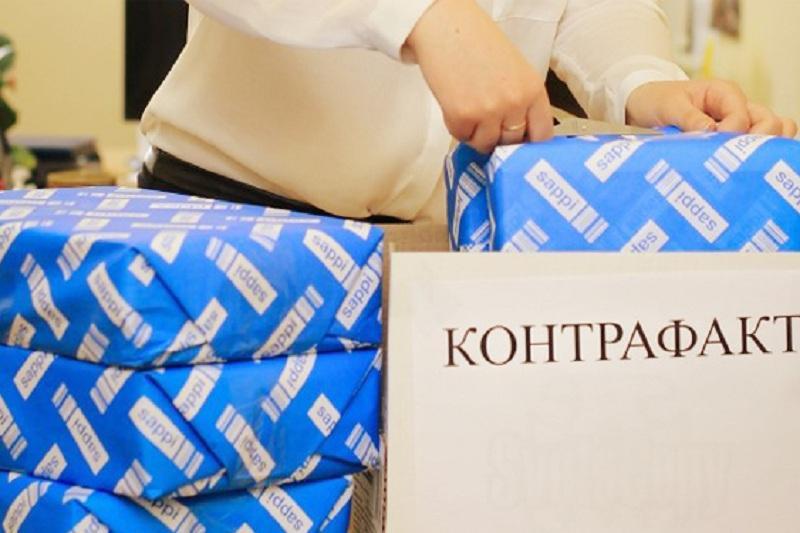 Контрафактный товар на около 2 млн тенге изъяли в Акмолинской области