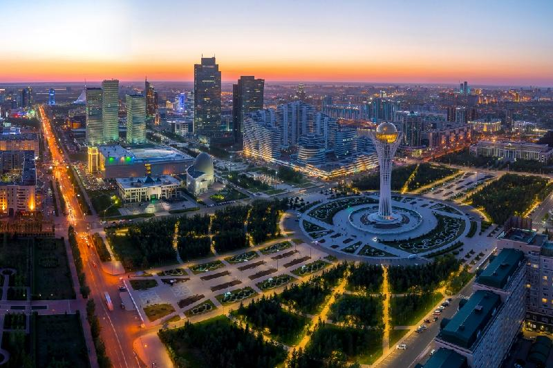 Astana firmly takes its rightful place among global leaders - expert
