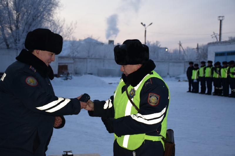 310 новых видеорегистраторов получили акмолинские полицейские