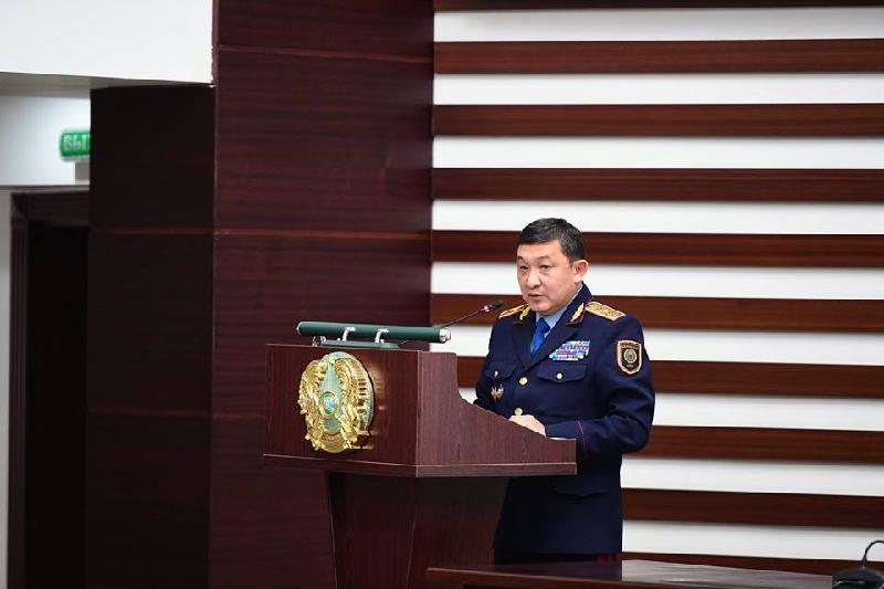 Алматы облысында қылмыс 6,8 % төмендеді