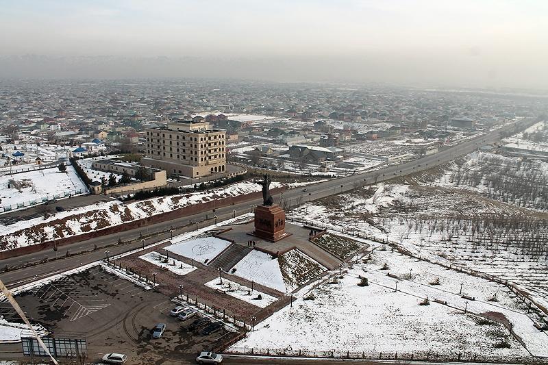 Акимат Шымкента призвал горожан помогать друг другу в сильный мороз