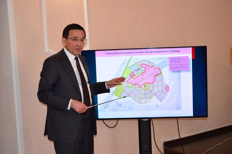 О перспективах Косшы и Талапкера рассказал аким пристоличного региона