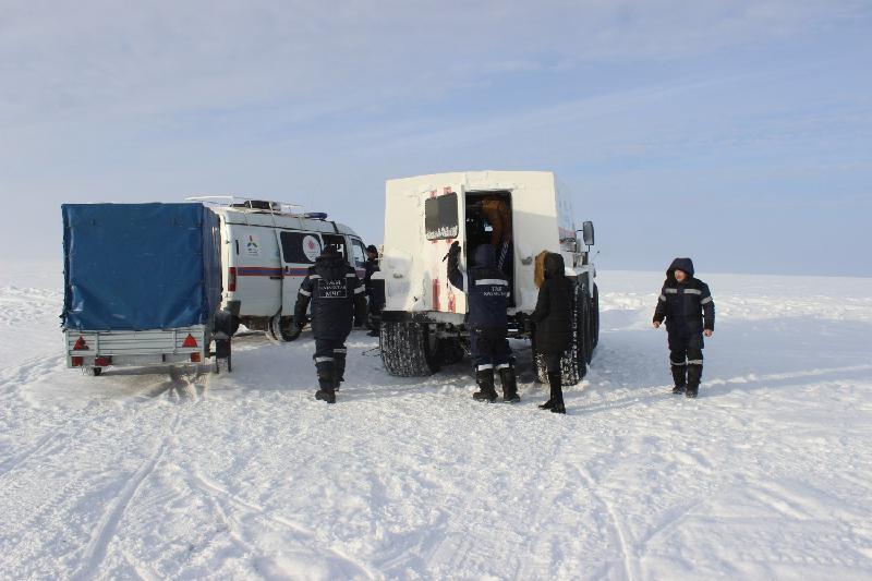 Свыше 20 граждан Кыргызстана спасли из сломавшегося автобуса в Акмолинской области