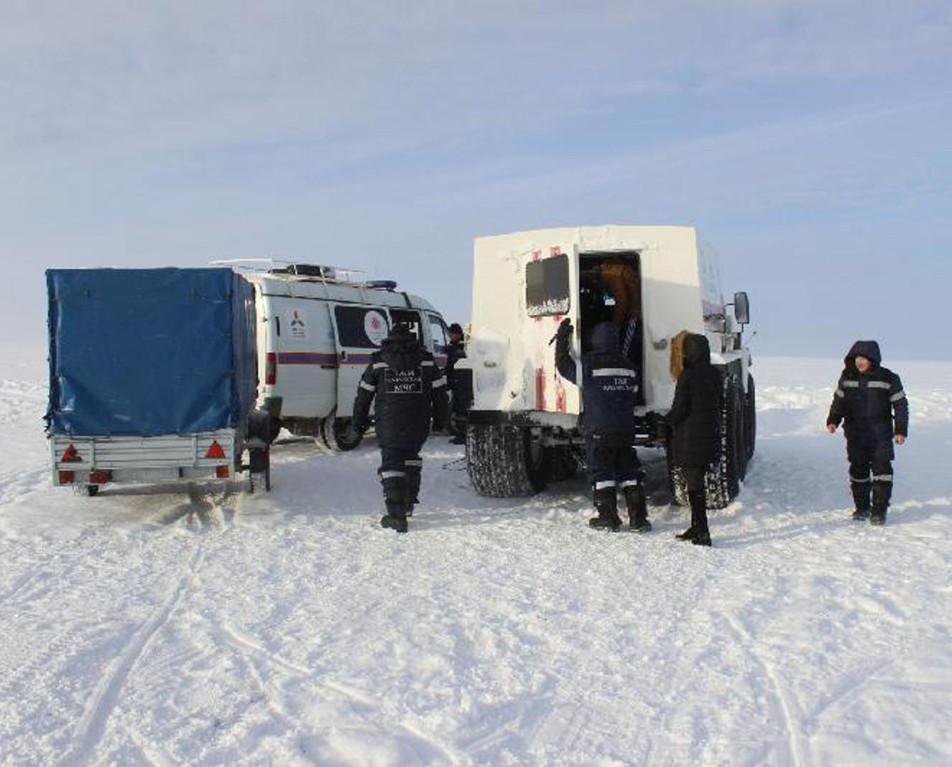 Жолда қалған 150 жуық қырғыз және өзбек  азаматтары құтқарылды - Ақмола облысы