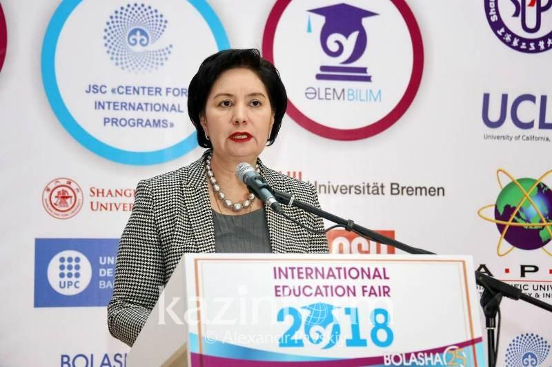 Nearly 13,000 Bolashak scholarships given in 25 years: Secretary of State