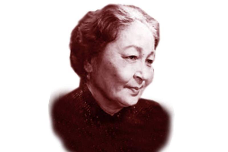 Қазақстанның халық әртісі Бикен Римованың туғанына - 95 жыл