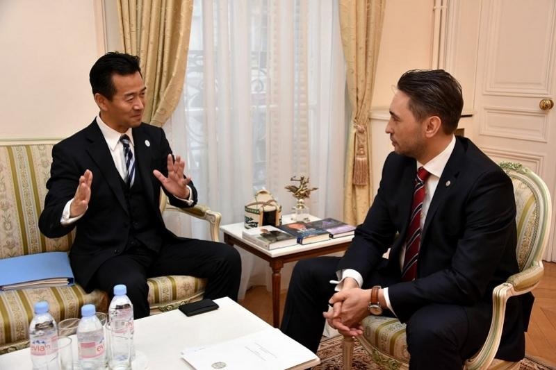 EXPO-2025: Japan interested in Kazakhstan's experience