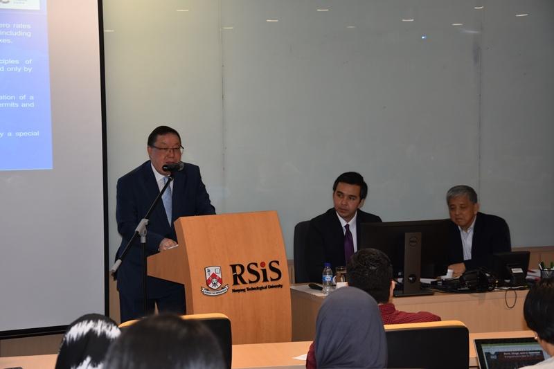 Политику Казахстана обсудили в «мозговом центре» Сингапура