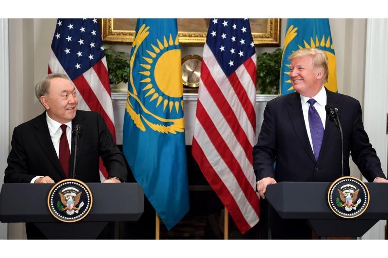 Президенттің АҚШ-қа сапары: құрлықтарды қосқан қарқын