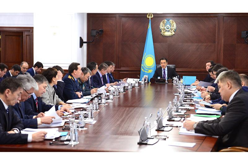 Government discusses main directions of economic policy