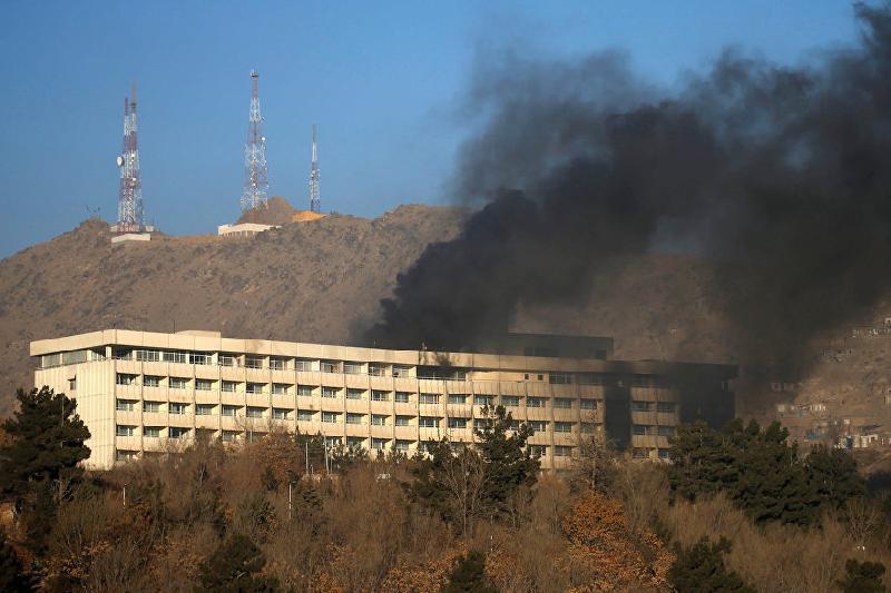 外交部:在喀布尔遇害的哈萨克斯坦公民已安葬