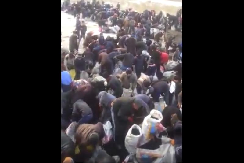 Алматы облысының әкімдігі: Көмір үшін таласқа қатысты видео - жалған