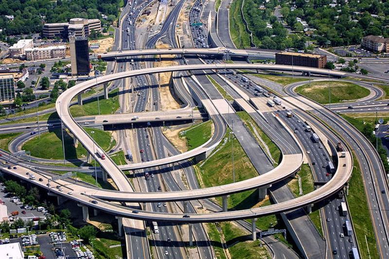 В Шымкенте построят 4 новые транспортные развязки