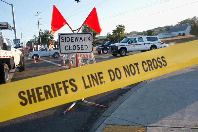 12-летняя девочка открыла стрельбу в школе в Лос-Анджелесе