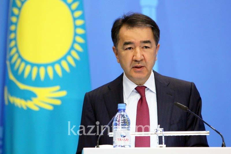 """萨金塔耶夫将出席""""全球化时代的数字化议程""""欧亚经济联盟国际论坛"""