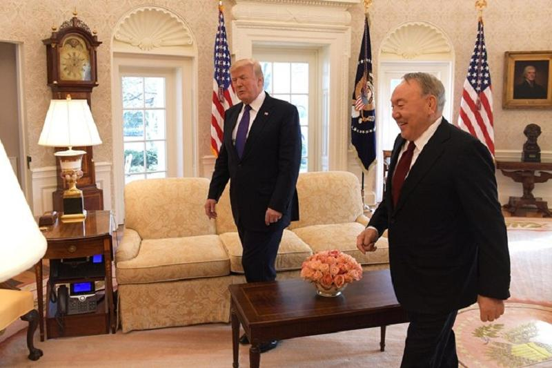 US envoy on President Nazarbayev's meeting with Donald Trump