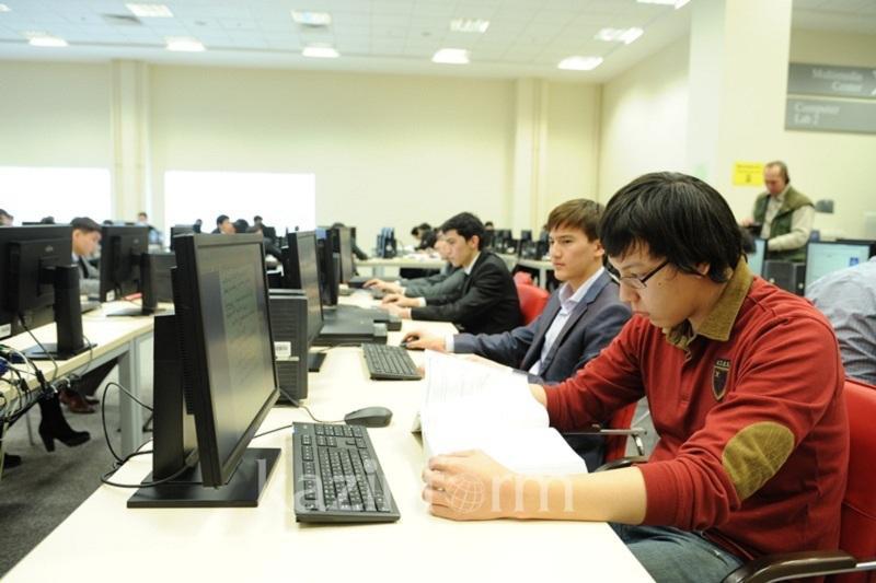 Онлайн-тестирование для школьников запустили в Южном Казахстане