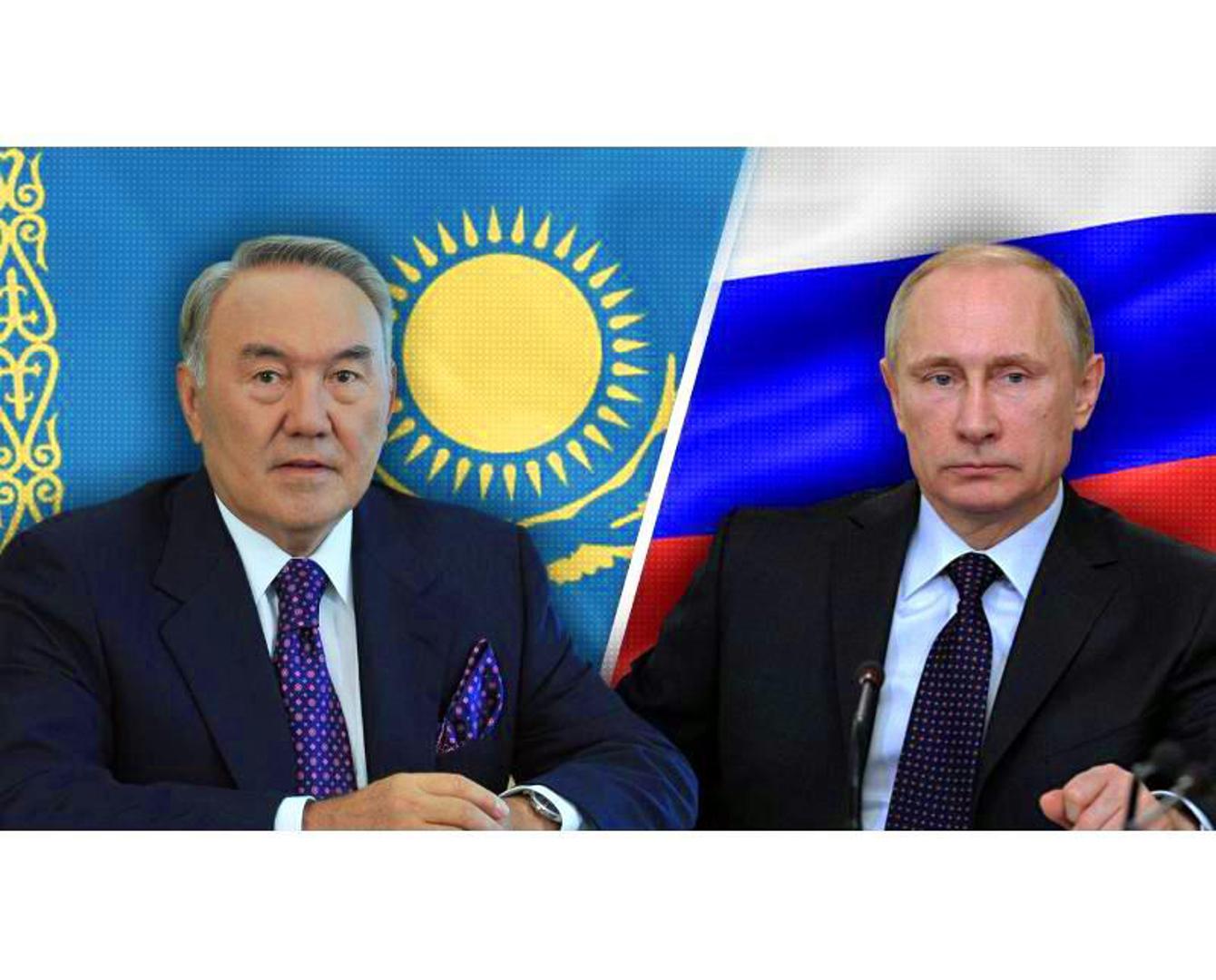 Нурсултан Назарбаев о Владимире Путине: Он – человек слова