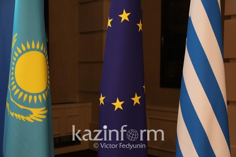 Казахстан готов поддерживать греческих инвесторов - Арыстан Кабикенов