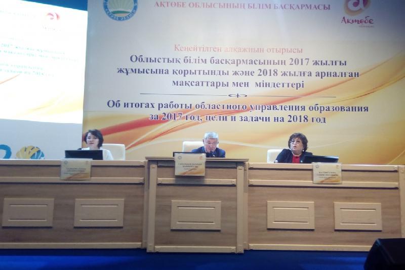 Бердыбек Сапарбаев: Я против пришкольных лагерей