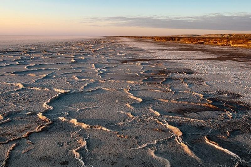 咸海问题:
