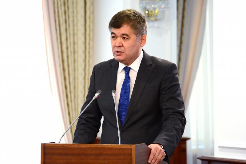 О готовности к внедрению ОСМС доложил Елжан Биртанов