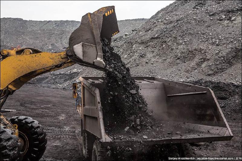 Добыча угля в Казахстане выросла на 8,3%