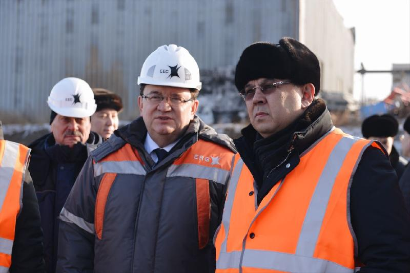 Разрез «Восточный» начал производить уголь для бытовых нужд и металлургов
