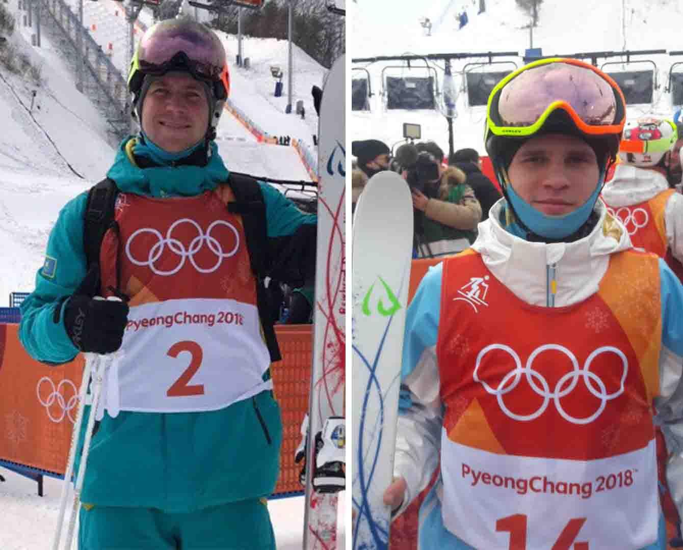 我国两名运动员晋级男子自由式滑雪雪上技巧决赛圈