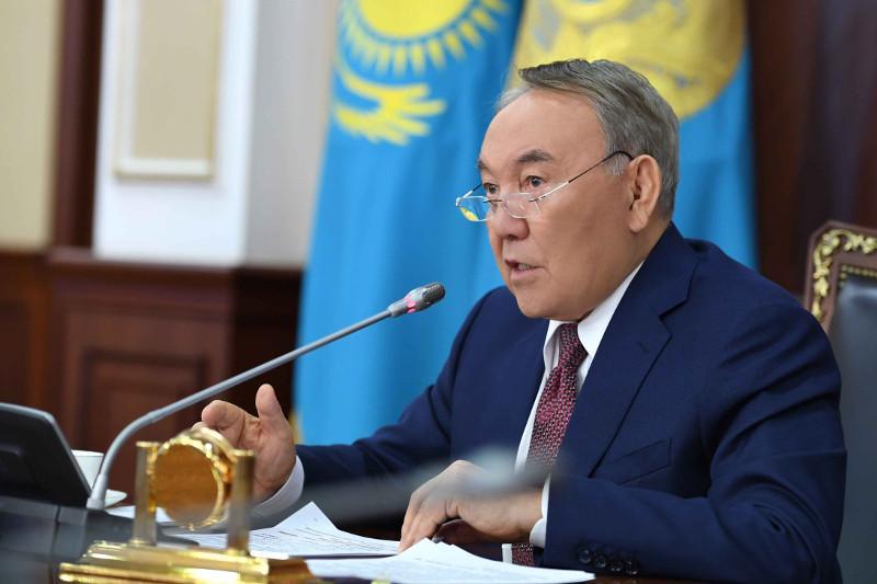 Нұрсұлтан Назарбаевтың төрағалығымен Үкіметтің кеңейтілген мәжілісі басталды