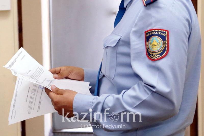 АЗС обокрали в Кокшетау: Полиция разыскивает воров