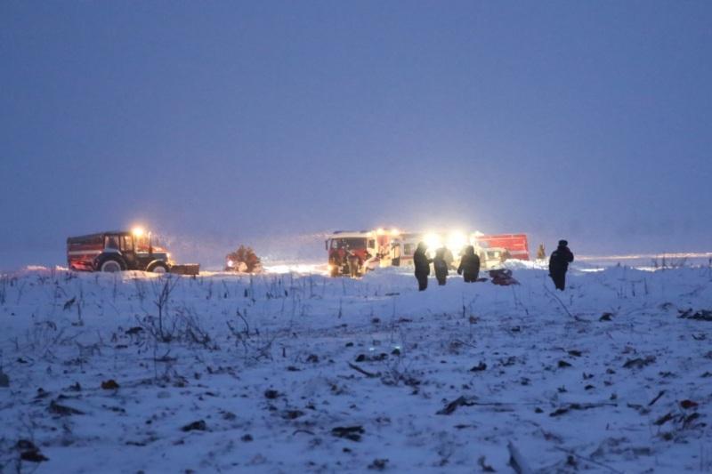 Три уроженца Казахстана погибли в авиакатастрофе в Подмосковье
