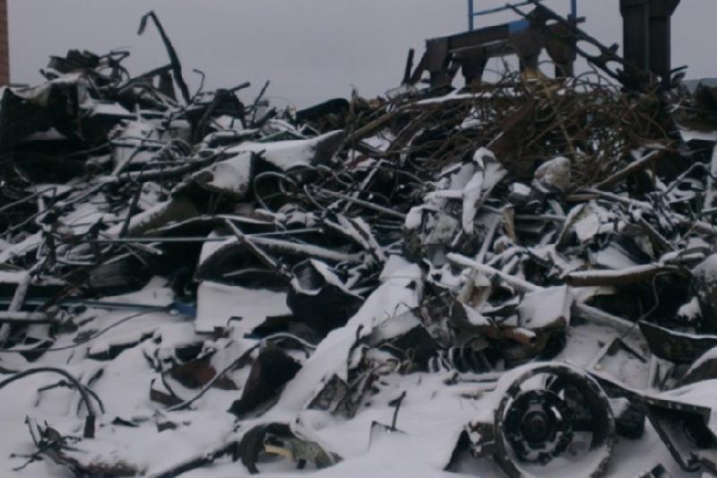 Владельцев пунктов приема металлолома штрафуют в Павлодарской области
