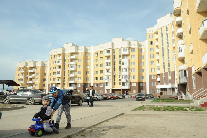 При благоустройстве новостроек Талдыкорган будет брать пример с Астаны