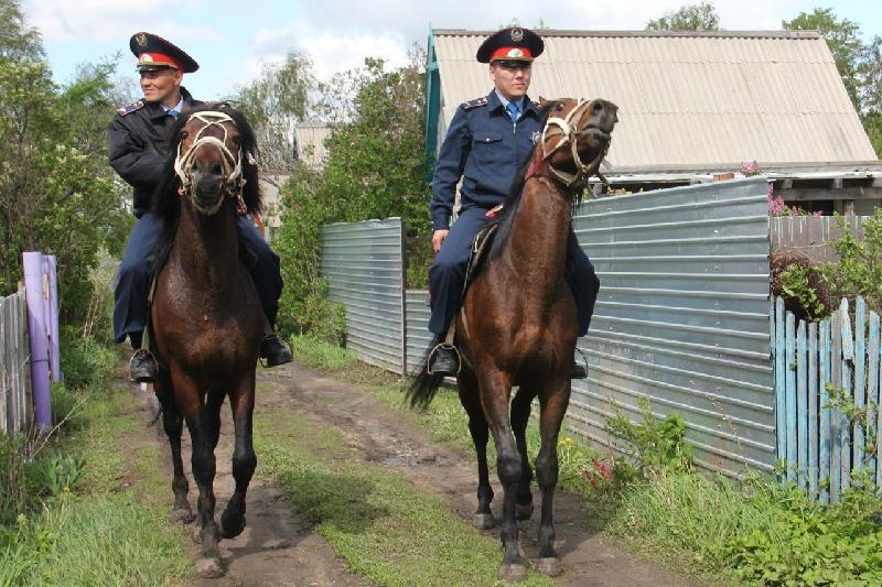 Mounties to patrol Pavlodar region