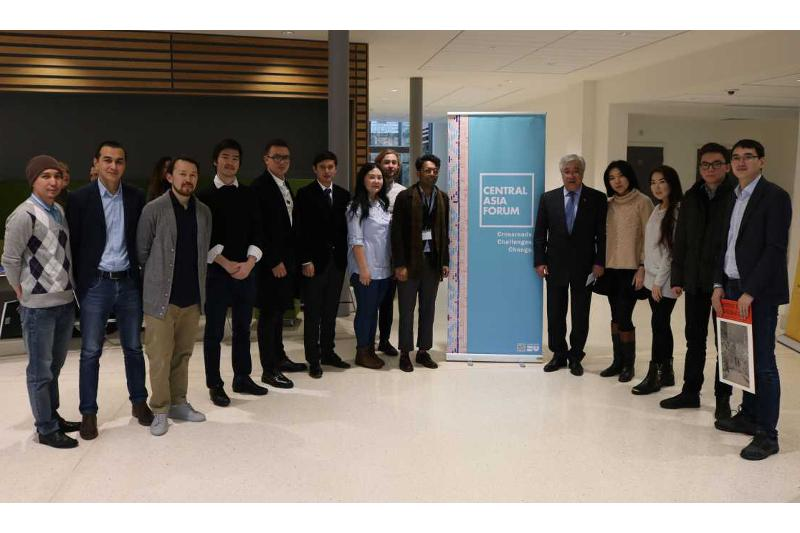 Ambassador Idrissov attends Forum on Central Asia at University of Warwick