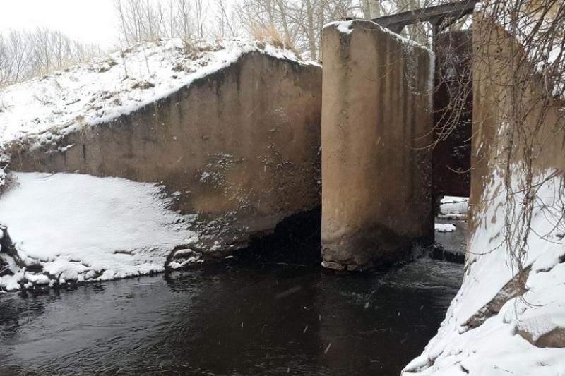 В 2018 году вблизи Астаны отремонтируют плотину Безымянная