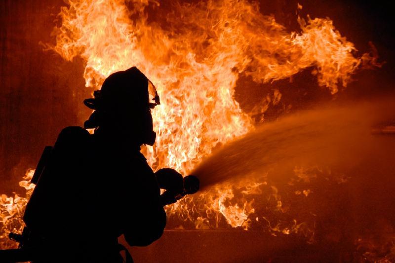 Мать с сыном погибли в пожаре в Акмолинской области