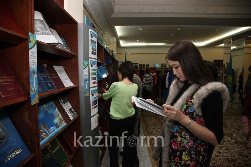 Вернуть интерес читателей к книгам в Кокшетау намерены с помощью буктрейлеров