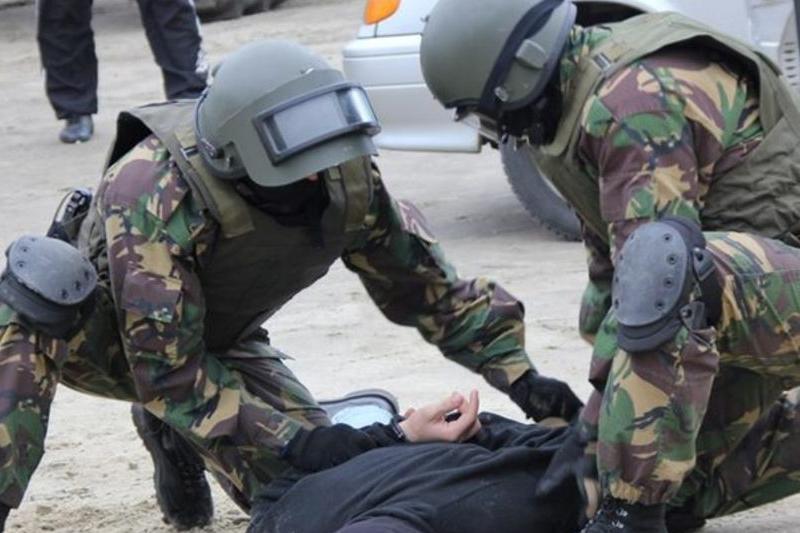 16 из 35 задержанных в ходе масштабной спецоперации в РК арестованы в ЮКО