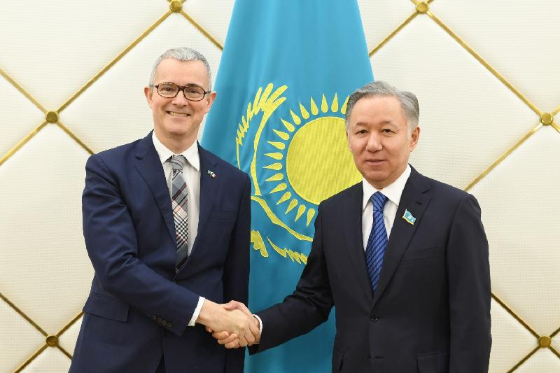 Kazakh-French cooperation across multiple spheres looks promising - Ambassador