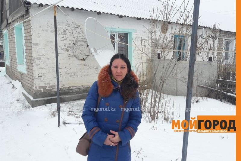 Stranger buys a house for mother of 6 in West Kazakhstan