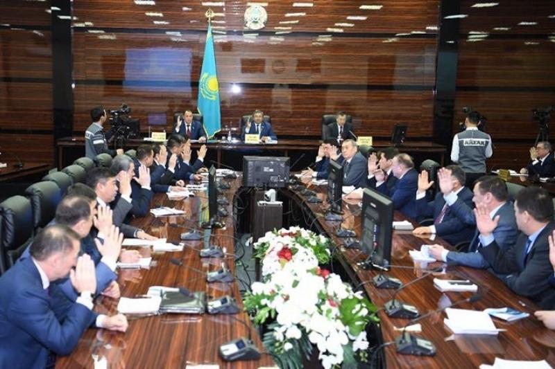 Два крупнейших района разделят в Южно-Казахстанской области