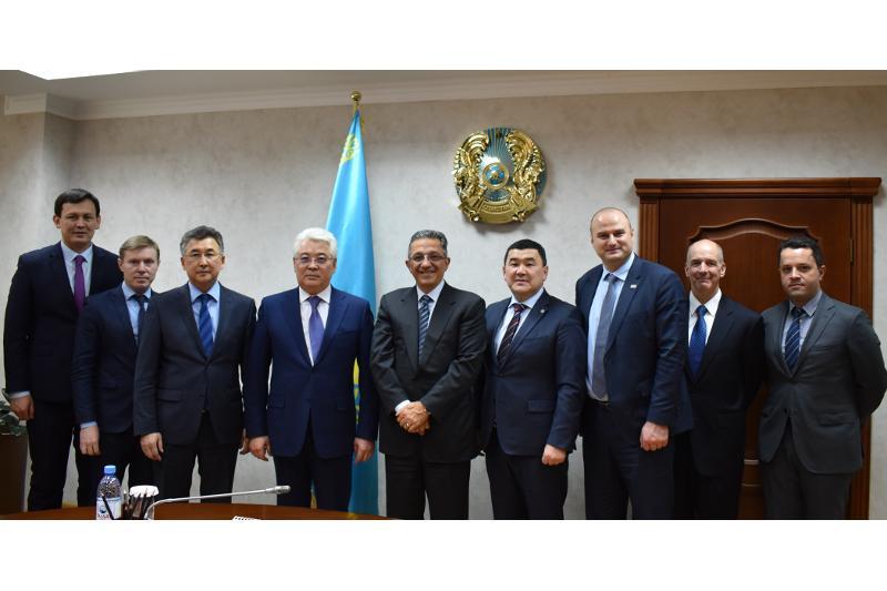 Kazakhstan Aviation Industry,  Honeywell sign cooperation memorandum