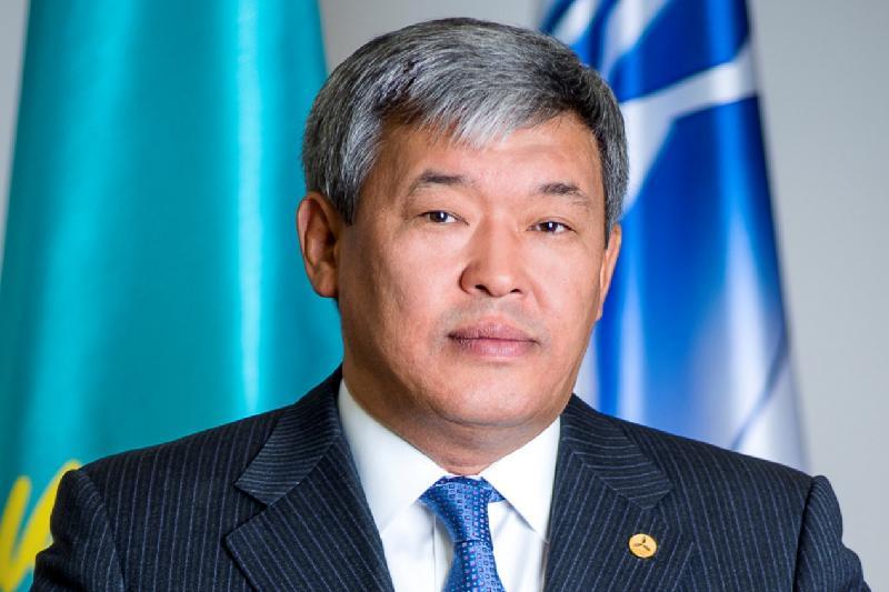 卓什巴耶夫出任绿色技术和投资项目国际发展中心主任