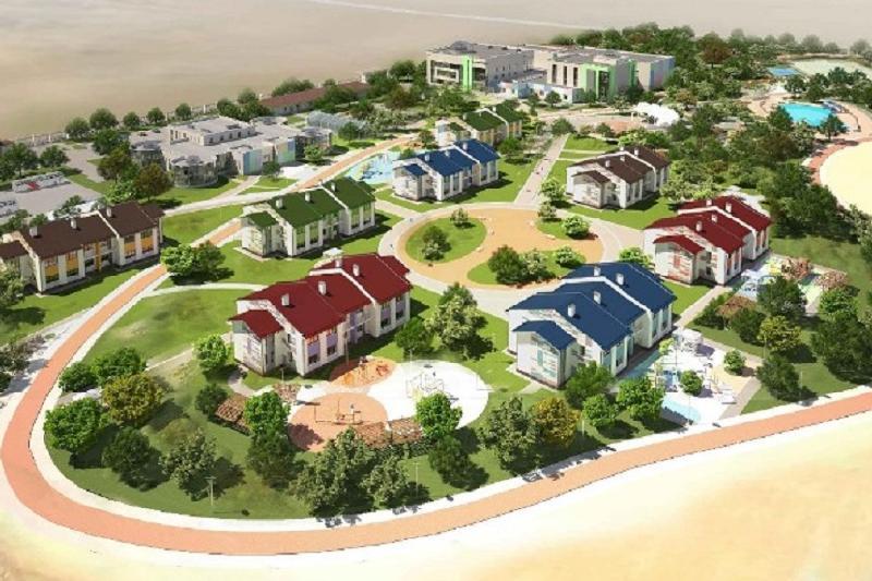 阿特劳沿海海岸地区将建造大型度假村