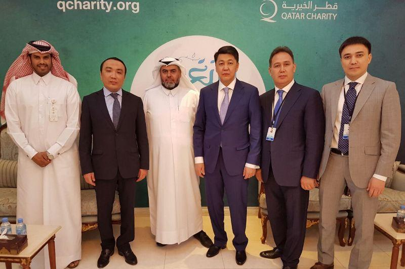 Qatar confirms participation in Congress of Leaders of World and Traditional Religions