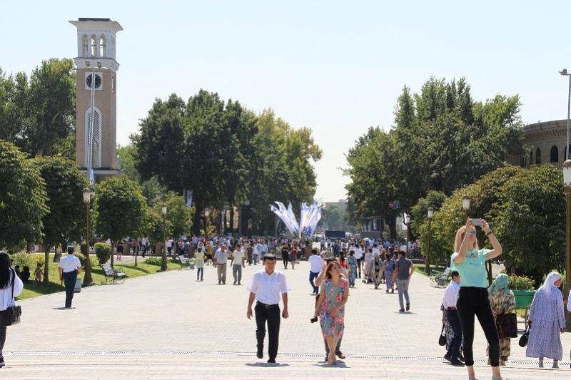 Узбекистан упрощает процедуру регистрации для туристов