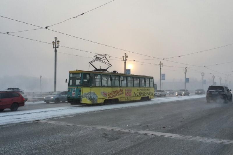 В Усть-Каменогорске имущество трамвайного парка выставлено на продажу